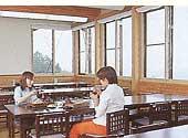 レストラン(ミレットプラザ)内部
